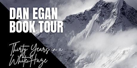 Ski Legend Dan Egan's UK Book Tour: 30 Years in a White Haze (London) tickets