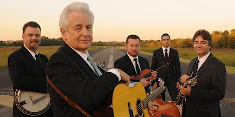Bluegrass Session featuring The Del McCoury Band tickets