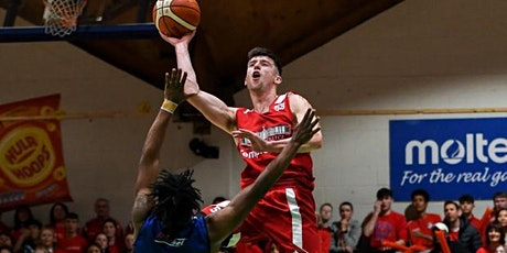 Griffith College Templeogue V's DBS Eanna - Basketball Ireland Men's SL tickets