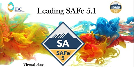 Leading SAFe 5.1 with SA Certification  - Weekday Remote class(Russian) tickets