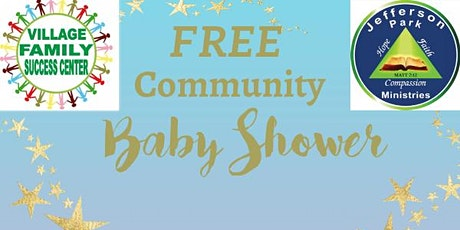 Community Baby Shower tickets
