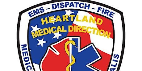Heartland Medical Direction: Medical Skills and Tactics tickets