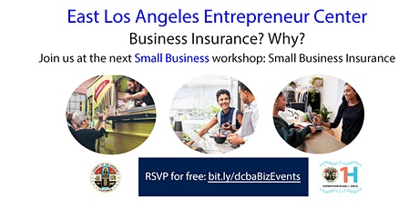 Small Business Insurance tickets