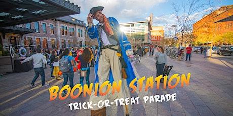 BOOnion Station tickets
