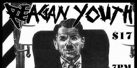 Reagan Youth tickets