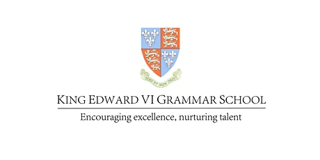 King Edward VI Grammar School  Admissions Tour for 2022 Year 7 entry tickets