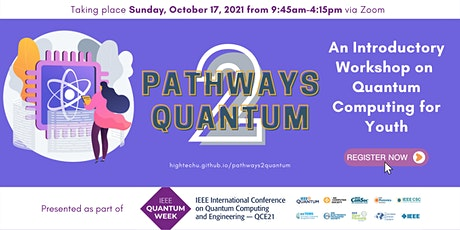 Pathways2Quantum: An Introductory Workshop on Quantum Computing for Youth tickets