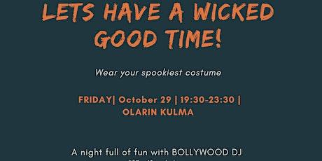Halloween Bollywood Bash 2021 tickets