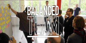 Balanced Team London Salon 2015