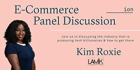E-Commerce Panel Discussion: SMS Marketing tickets