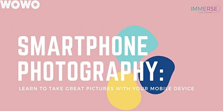 Smartphone Photography:Learn to Take Great Pictures With Your Mobile Device tickets