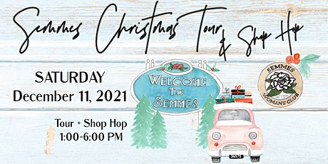 Semmes Christmas Tour 2021 tickets