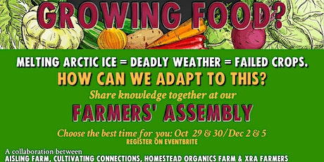 FARMERS' ASSEMBLY tickets