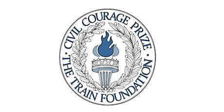 Civil Courage Prize 2021 Ceremony entradas