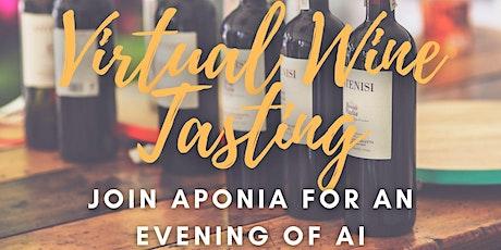A Taste of AI & Automation: VIP Wine Tasting Event tickets
