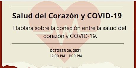 Salud del Corazón y COVID-19 entradas
