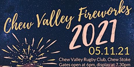 Chew Valley Fireworks 2021 tickets
