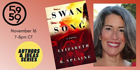 Authors & Ideas: Elizabeth B. Splaine tickets