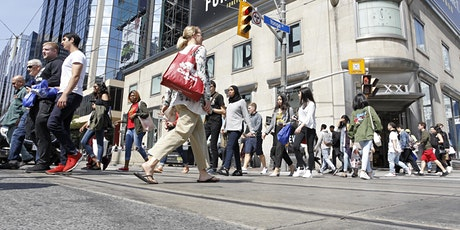The Impact of COVID-19 on the Economy in Downtown Yonge tickets