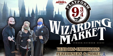 The Platform 9 3/4 Wizarding Market tickets