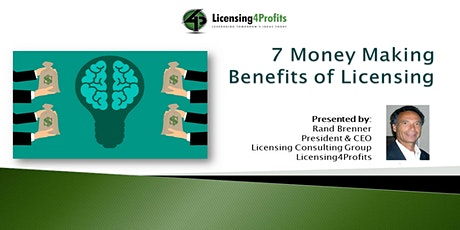 7 Key Money Making Benefits of Licensing tickets