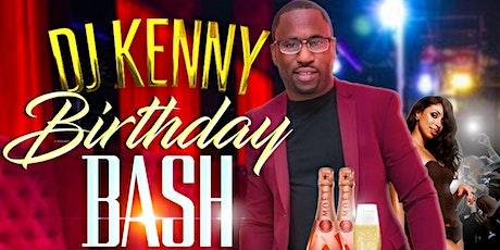 Dj kenny birthday bash tickets