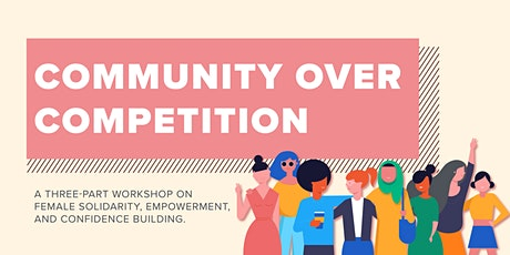 Community Over Competition tickets