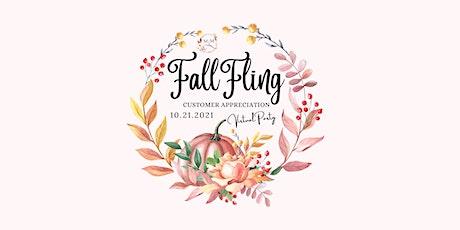 Fall Fling |  Customer Appreciation Party tickets