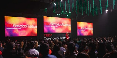 TEDxComodoroRivadavia Multiversos de Inspiración entradas