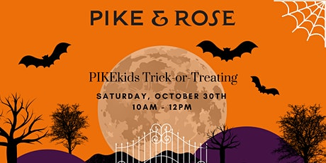 PIKEkids Trick-or-Treating tickets