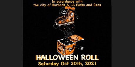 The Sk8 Pop Up's Halloween Roll tickets