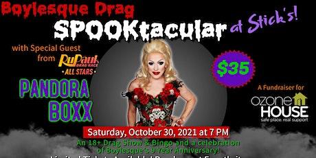 Boylesque Drag Bingo Presents: Pandora Boxx Fundraiser for Ozone House tickets