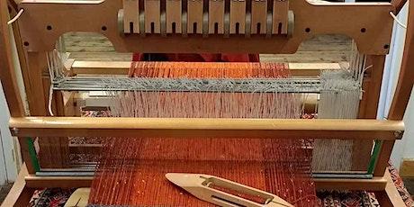 Homegrown/Homespun: Hand Weaving with Alison Sharman tickets