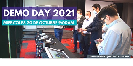 Demoday en Guadalajara Connectory by Bosch entradas