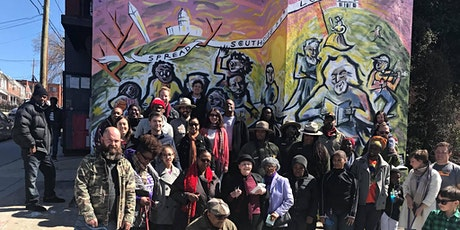 Walking Tour of Frederick Douglass Murals in Old Anacostia tickets