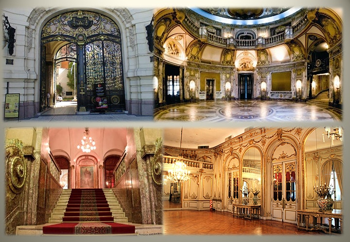 Imagen de Vino + Historia en el Palacio Paz. Una experiencia sensorial de Alta Gama