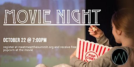 Movie Night at Summit MC tickets