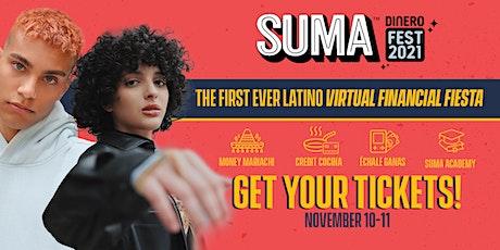 SUMA Dinero Fest tickets