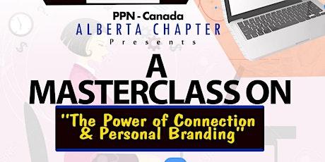 PPN - Alberta MasterClass tickets