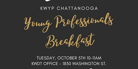 KWYP CHATTANOOGA - YOUNG PROFESSIONALS BREAKFAST entradas