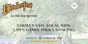 Oktoberfest at The Velveteen Habit