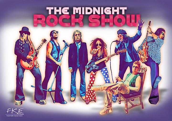 Midnight Rock Show image