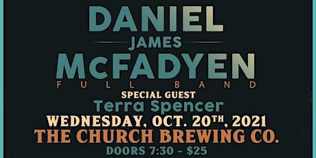 DANIEL JAMES McFADYEN - Album Release Show tickets
