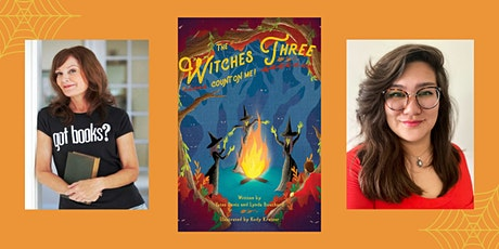 Children's Virtual Halloween Story Hour with Lynda Bouchard & Kody Kratzer tickets