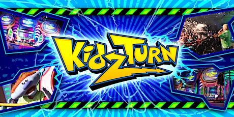 Kidz Turn tickets