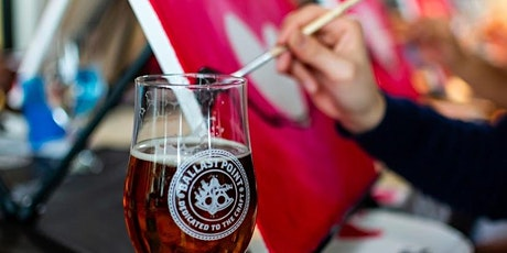 Brushes & Beer at Ballast Point Long Beach (Paint & Sip) tickets
