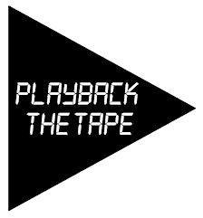 playbackthetape logo