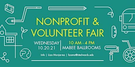 Nonprofit & Volunteer Fair tickets