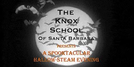 Spooktacular Hallow-STEAM Evening 2021 tickets