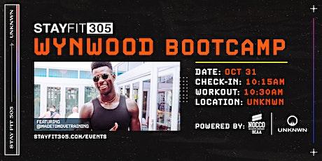 STAY FIT 305: Wynwood Bootcamp tickets